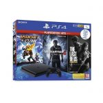 playstation-ps4-slim-1tb-uncharted-4-last-of-us-ratched-clank